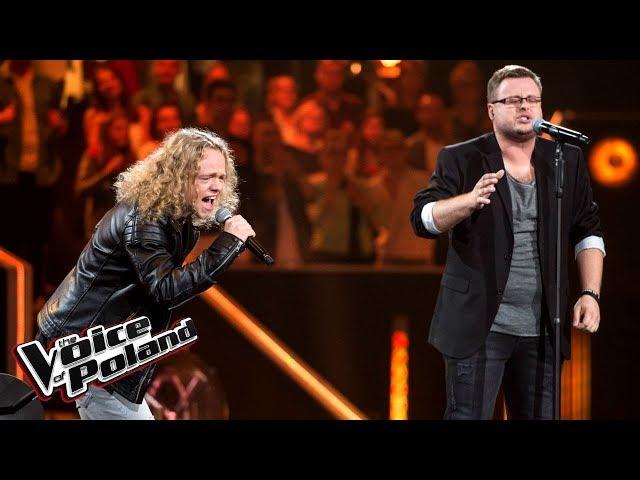 "Michał Steciak i Maks Kwapień  - ""Knockin' On Heaven's Door"" - Bitwy - The Voice of Poland 9"