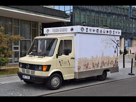 Anna Mrázová: Kamenná kavárna versus food truck – co si mám pořídit