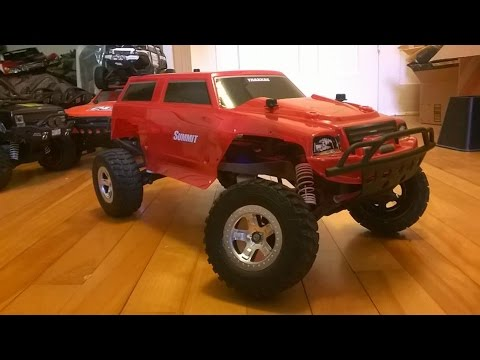Traxxas Slash 2WD With Summit Body RC Project