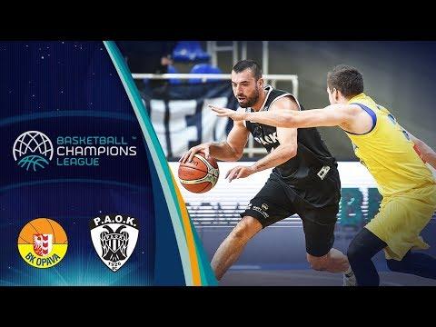 b543b4090 Opava v PAOK boxscore - Basketball Champions League 2018-19 - 6 November -  Basketball Champions League 2018-19