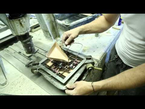 Fabrication carreaux ciments par david dalichoux meille - Fabrication carreaux de ciment ...