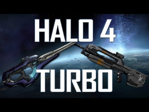 How to Make Turbo Man (Halo 4)