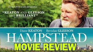HAMPSTEAD - Movie Review (Brendan Gleeson & Diane Keaton)