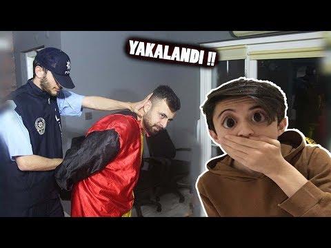 POLİSLER PAYLAÇO TAYFUN 'U YAKALADI !! ( YİĞİT ALP ÇAVDAR )