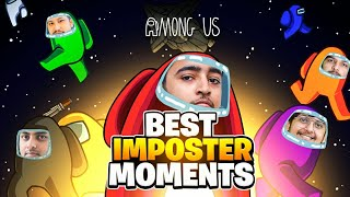 Best Impostor/Detective Moments [Part-1] || Among Us ft. S8UL