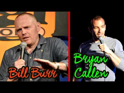 Bill Bull Funny Interview with Bryan Callen