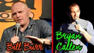 Bill Burr Funny Interview with Bryan Callen thumbnail