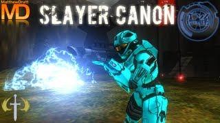 Halo CE - Slayer Cañon w/ MatthewDratt & Taiwan123 [HD]
