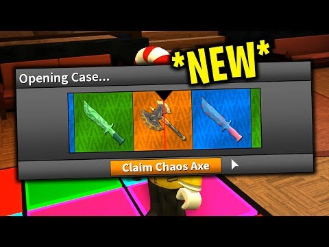 NEW EXOTIC UNBOXING (Roblox Assassin)