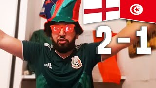 TUNISIE VS ANGLETERRE 1-2 DEBRIEF