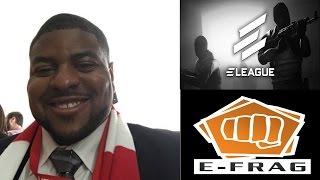 NFL Player Joins Flipsid3 Tactics! Eleague Groups, E-frag disbands, New CS Coaching Roles? Chroma