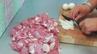 Как приготовить шашлык из баранины правильно. Мякоть. Супер рецепт 👍is preparing an Armenian