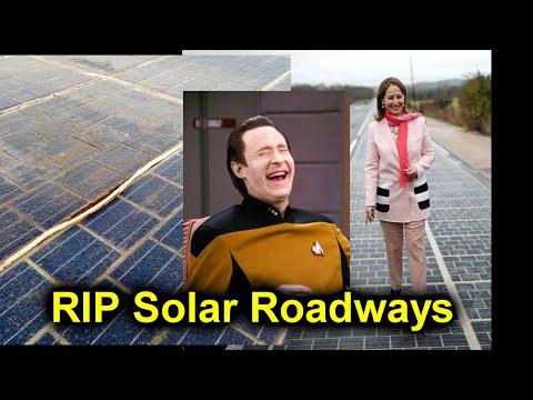 EEVblog #1233 - The Demise Of Solar Roadways