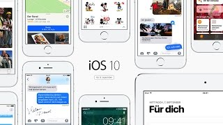 iMessage App Store in iOS 10