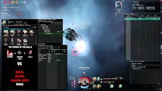 Eve Online - Sleipnir Fight