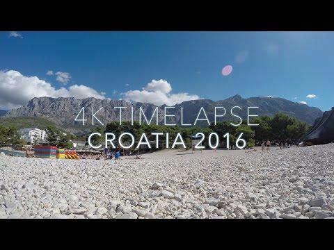 4K Timelapse | Croatia 2016