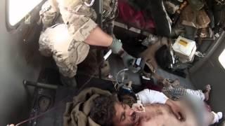 Rettung aus der Hölle (Inside Compat Rescue) E1 DOKU2013