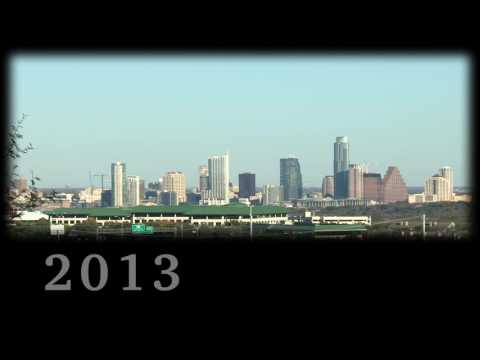 Austin Skyline Changes 2001-2016 (See Updates in desciption)