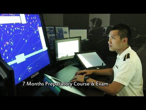 Making inroads into a successful maritime career through nautical training programmes!