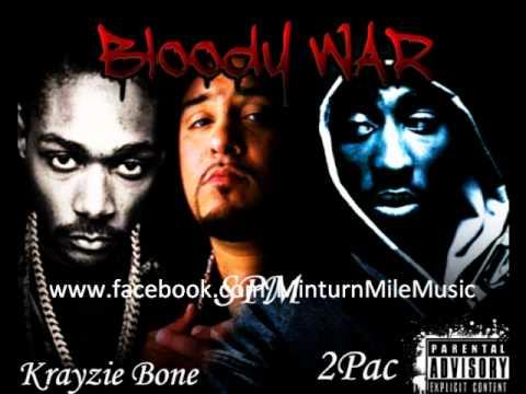 SPM feat. 2Pac & Krayzie Bone - Bloody War (Remix)