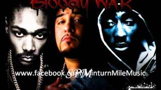 SPM feat. 2Pac & Krayzie Bone - Bloody War (Remix)