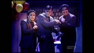 Грибы -Saturday Night Live - Между нами тает лед (Jim Carrey)