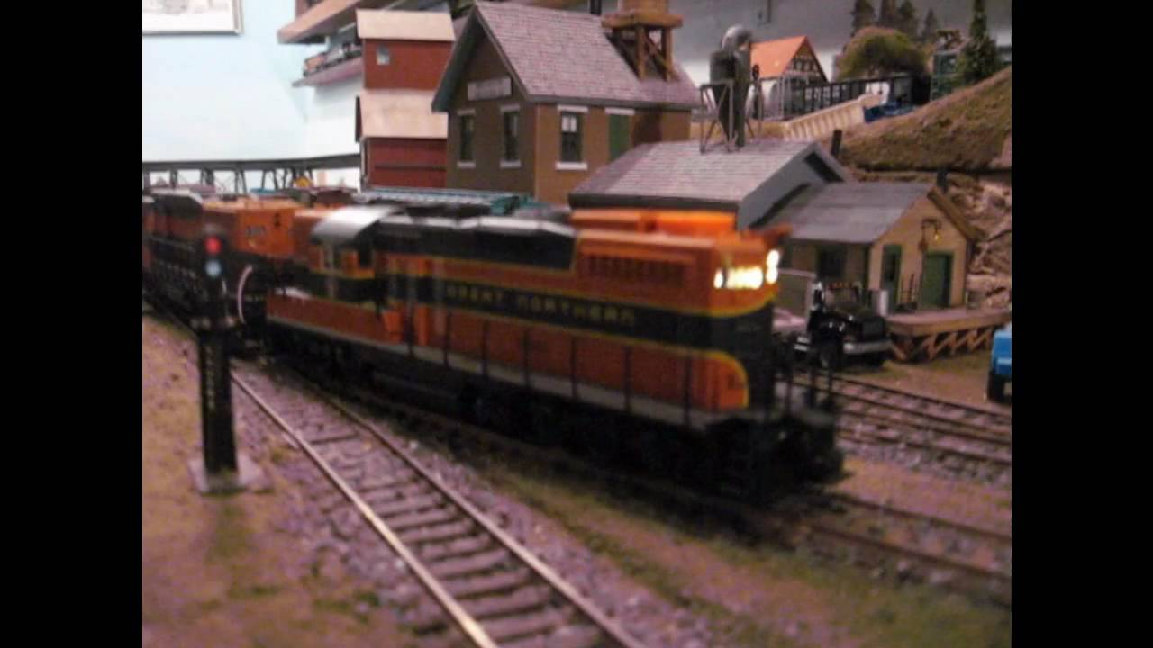 Great Northern Model Railroad