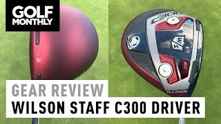 Wilson Staff C300 Driver | Review | Golf Monthly