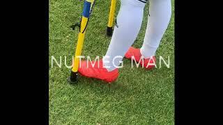 Soccer Nutmeg Man