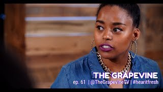"THE GRAPEVINE | ""The AA Perspective - Africans vs AA's vs West Indians"" (2/2) 