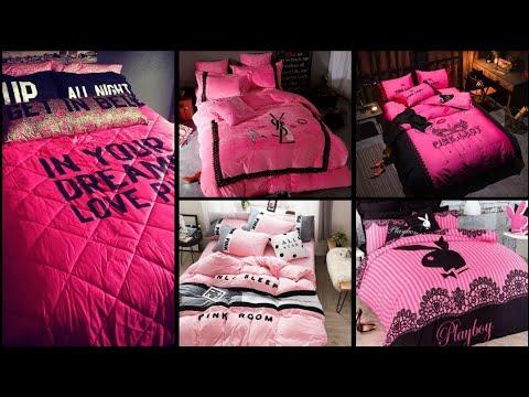 Victoria S Secrets Bedding Set Victoria Secrets Bedsheet Ideas For Girls Youtube