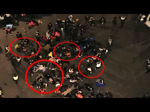 35 killed, 42 injured in Shanghai stampede 35人死亡,42人受傷上海踩踏