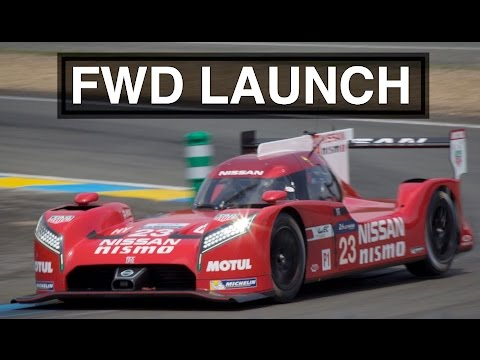 Perfect FWD Drag Launch - How to Get the Best Front Wheel