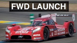 How To Launch A FWD Car - Design Considerations