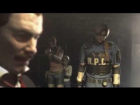 Bio Hazard Resident Evil 2 Remake Trailer Hd Ps4 Youtube
