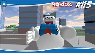 Ghostbusters!!! - #115 ROBLOX