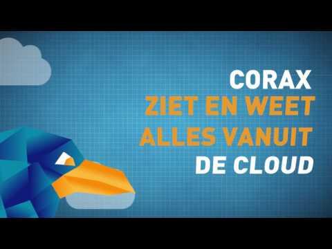 CORAX, animatie over het cloud based WMS