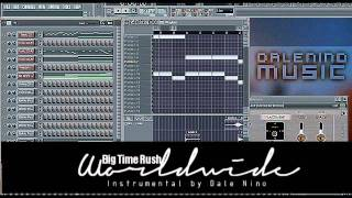 FL Studio - Big Time Rush - Worldwide (Re-make Instrumental)