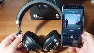 Bluedio T3 Plus Unboxing & Αναλυτικό Review Ελληνικά