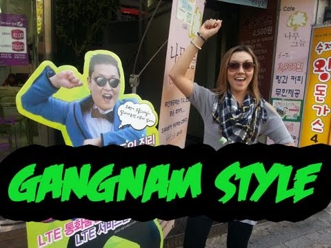 "Korea Reacts to Psy's ""Gangnam Style"" (Korea Blown out of Proportion)"