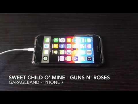 Sweet Child O' Mine Cover Full - Garageband