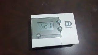 Oda Termostat Kullanımı Demirdöküm Exa Control 7 ve Exa Control 7R Oda Termostat Kullanımı