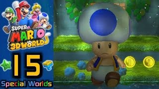 "Super Mario 3D World - Weegee! NOOOO!!! (Special World ""Star"" 5-9)"
