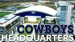A Tour of the Dallas Cowboys Headquarters in Frisco, TX