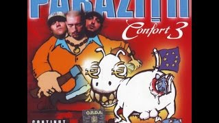 Parazitii feat Anonim &amp Spike - Maraton 20CM (nr.43)