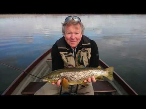Ep  169 Chris Ogbourne, Fly Fishing Guide