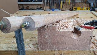 DIY, 누구나 한번쯤은 만든다는 목봉만들기 지그/ E…