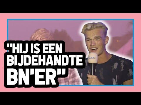 STEFAN DE VRIES over BIZZEY! - Doekoe-Challenge! Afl. 8