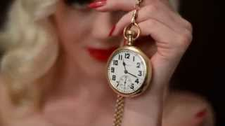 Strickland Vintage Watches - Behind the scenes Photo Shoot