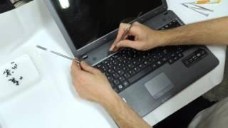 Разбор ноутбука Samsung R530(Разборка ноутбука Samsung R530. Если нравиться видео нажимайте